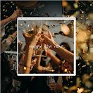 Cheers to New Year - Instagram Carousel Ad item