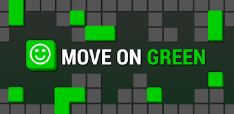 Move On Green: clever puzzle