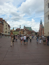 """Photo: Coming into the """"old city"""" center."""