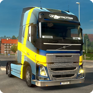 تنزيل Euro Truck Simulator 2017 APK + Mod 1 0 لنظام Android