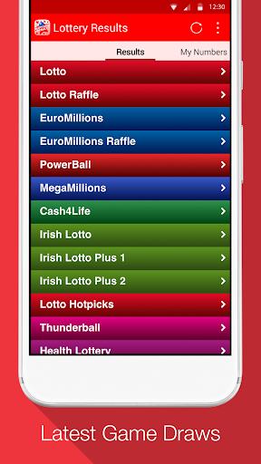 Lottery Results - Revenue & Download estimates - Google Play