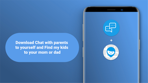 Chat with parents - screenshot