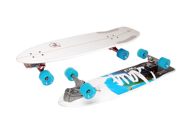 YOW x Pukas Surfskates
