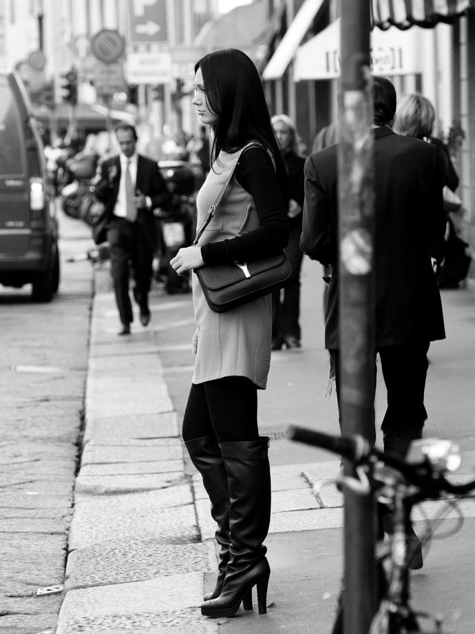 Street style... di leonardo valeriano