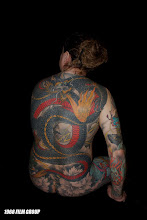 Photo: Tattooed Man: Collection of the Artist www.peterbromley.net www.1968filmgroup.net  www.twitter.com/1968FilmGroup