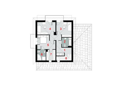 D156C - Rzut piętra