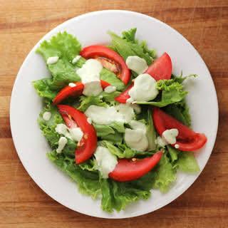 Avocado-Chive Salad Dressing.