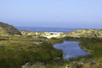 Photo: Approaching Kehoe Beach