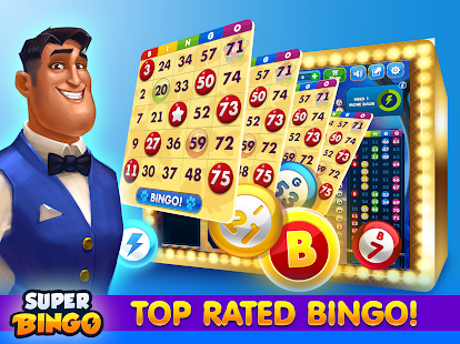 Super Bingo HD - Free Bingo- screenshot thumbnail