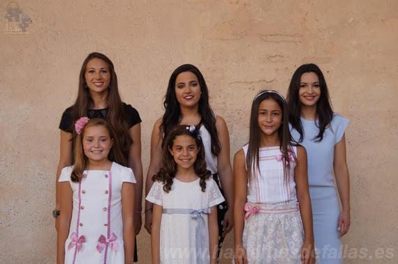Entrevistas a Candidatas infantiles a Cortes de Honor. Benicalap - Campanar. #Elecció19