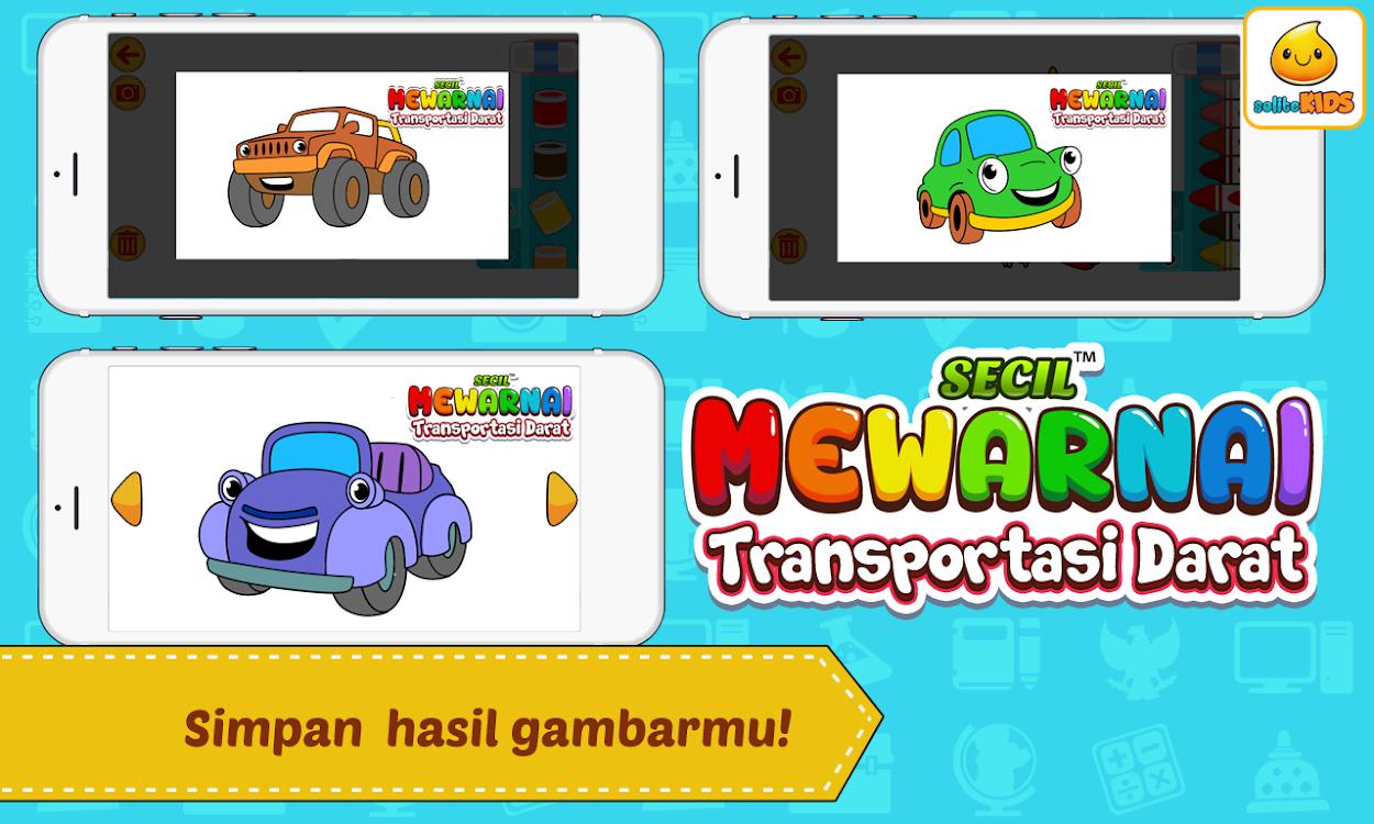 Mewarnai Mobil Kartun – Android تطبيقات — AppAgg