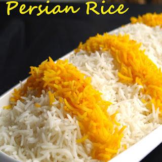Persian Rice.