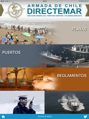 Playas Habilitadas- screenshot