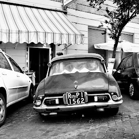 Rome Ride by Lealiza Seiler - Artistic Objects Other Objects ( car, ynnah, rome, travel )