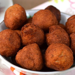 Brazilian Black-Eyed Peas Fritters