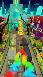 Subway Surfers MOD (Unlimited Coins/Key) 4