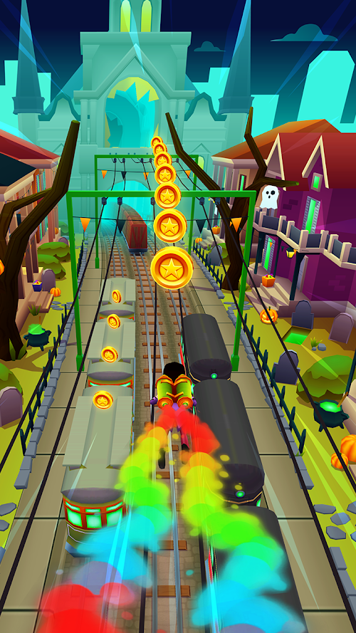 Screenshot 4 Subway Surfers 1.94.0 APK MOD