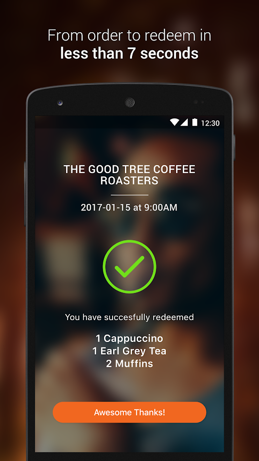 The Good Tree- screenshot