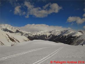 Photo: IMG_7049 Riccardo in discesa verso Val Comasine