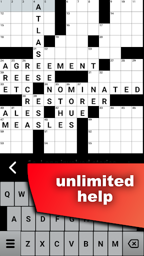 Crossword Puzzle apktreat screenshots 2