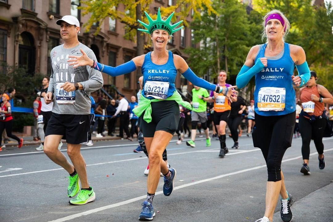 踏入第50屆的紐約馬拉松,是今年推薦必跑的海外馬拉松之一。