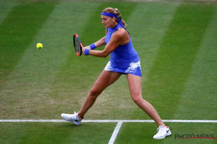 Venus Williams encense Kvitova