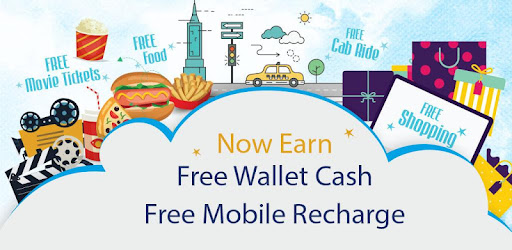 Pocket Money:  Free Mobile Recharge & Wallet Cash for PC