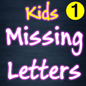 Missing Letters for Kids