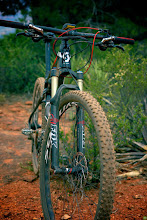 Photo: One of the lightest, and most adaptable full suspension frames on the market.