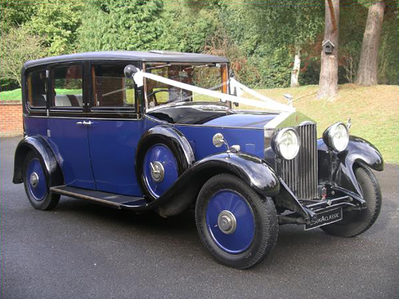 Rolls Royce Limousine 20 25 Hire London