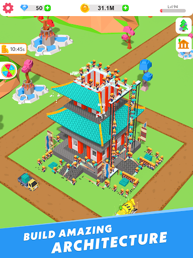 Idle Construction 3D android2mod screenshots 11