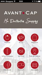 Avant Cap Destination Shopping - náhled