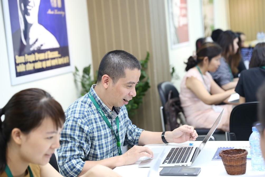 Hình ảnh khai giảng khoá học Facebook Marketing K29