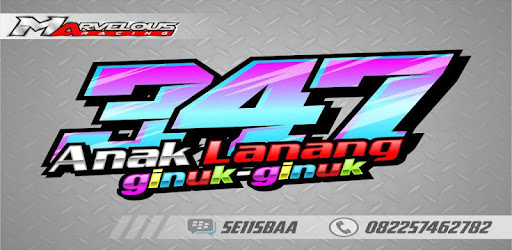 Desain Nomor Racing Terbaru for PC