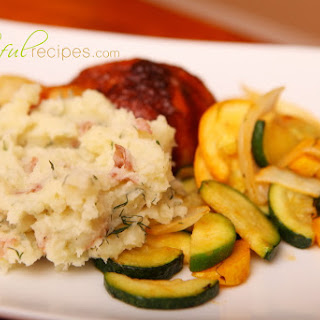 Dill Mashed Red Potatoes Recipes