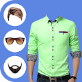 Man Pro Shirt Photo Suit APK