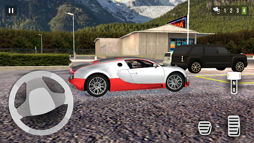 Télécharger Gratuit Car Parking 3D: Super Sport Car  APK MOD (Astuce) screenshots 1