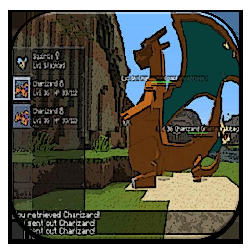 Pixelmon Mod MCPE Universe 書籍 App LOGO-硬是要APP