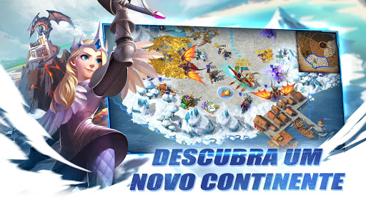 Art of Conquest: Horizonte Sombrio apk full 2