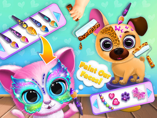Kiki & Fifi Pet Beauty Salon - Haircut & Makeup apkpoly screenshots 16