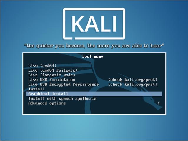Tutorial Cara Install Kali Linux di Laptop