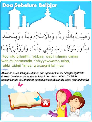 Edukasi Anak Muslim  screenshots 18