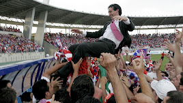 Ayer celebramos como cada 19 de mayo el ascenso de Emery.