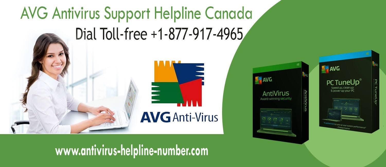 AVG Antivirus Support Number