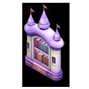 プリンセス本棚