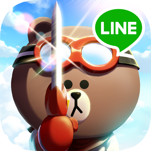 LINE BROWN STORIES : Multiplayer Online RPG