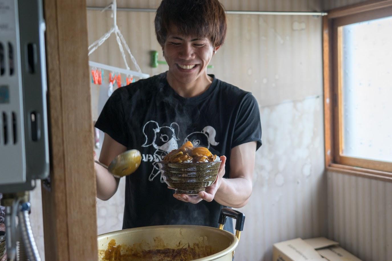 【No.11】今日のランチは手作りカレー