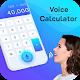 Voice Calculator: Scientific Calculator By Voice APK