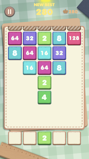 Number Merge android2mod screenshots 2