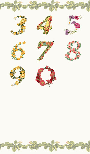 Stamp Pack: Lovely Flower ABCs 1.0 Windows u7528 4